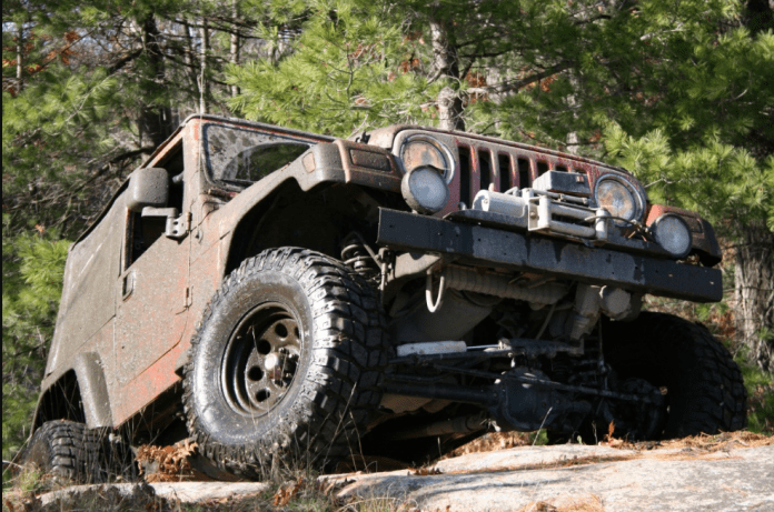 4WD Vehicles