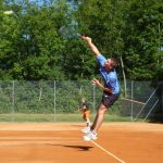 Playing Tennis