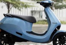 Ola Electric E-Scooters S1